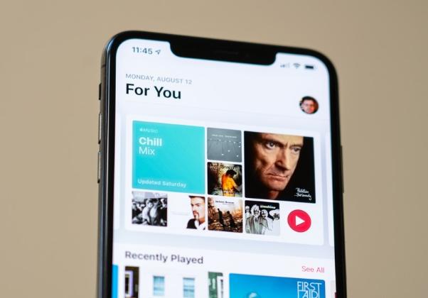 Apple Music获得更好的替代专辑排序