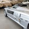 稀有Italdesign Aztec是一款真正的赛博朋克跑车