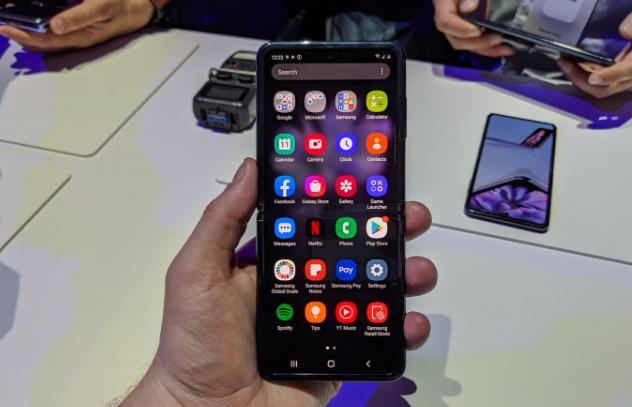 科技资讯:三星Galaxy Z Flip将从明天开始再次在线销售
