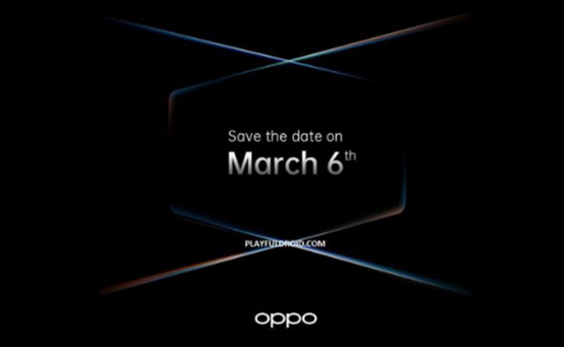 OPPO Find X2旗舰发布计划推迟到3月6日