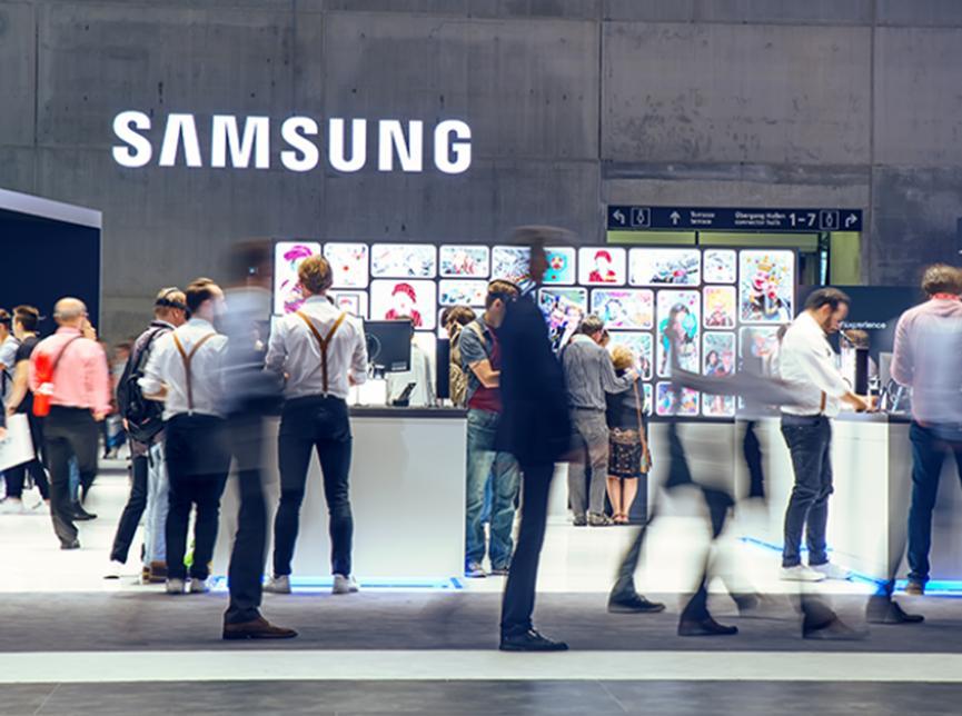 三星已售出近700万部5G智能手机