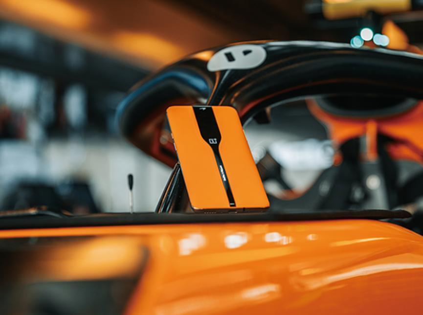 OnePlus宣布了迈凯轮启发的Concept One设备