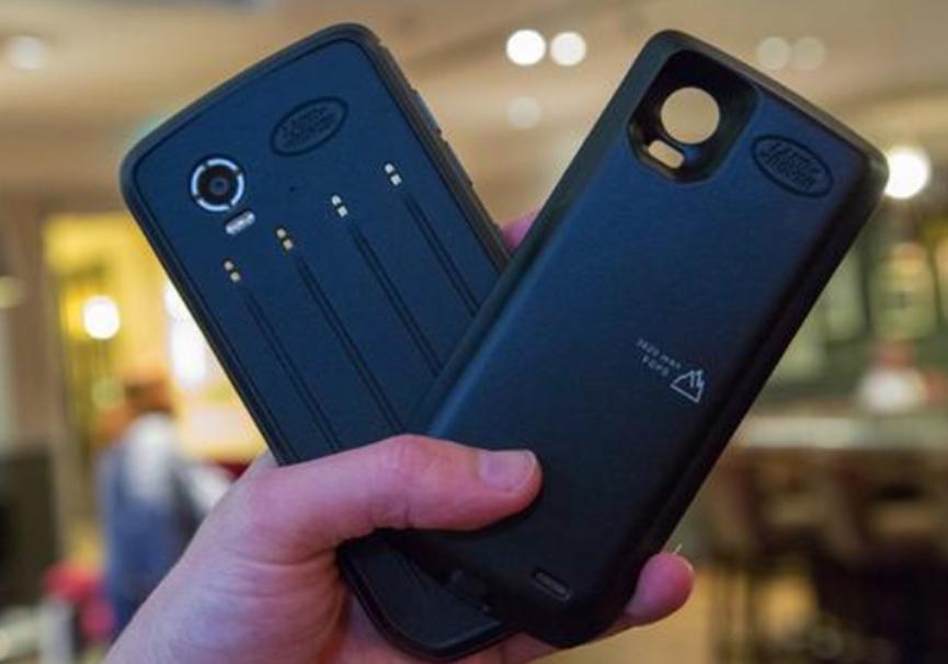Bullitt用S32坚固型手机更新了Cat核心系列