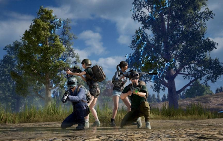 PUBG交叉播放终于在Xbox One和PS4上直播