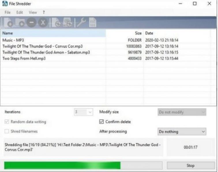 如何在Windows 10上安全的删除文件