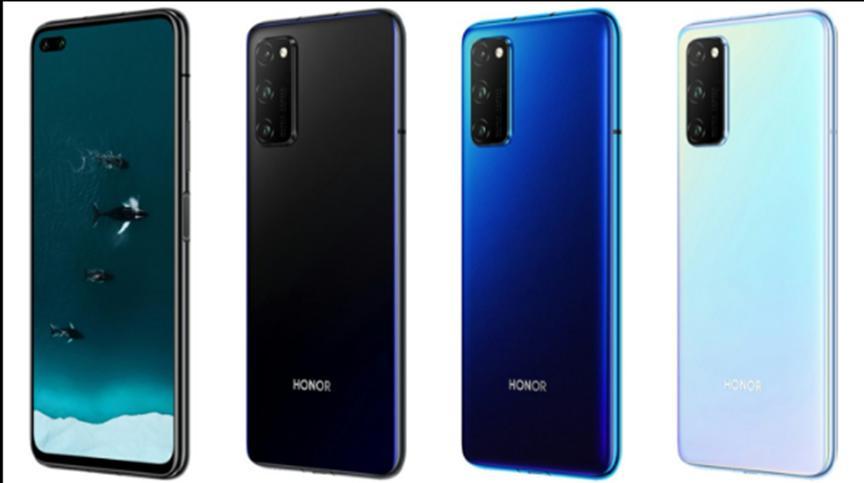 搭载40W快速充电麒麟990的HONOR  View30 Pro已正式推出