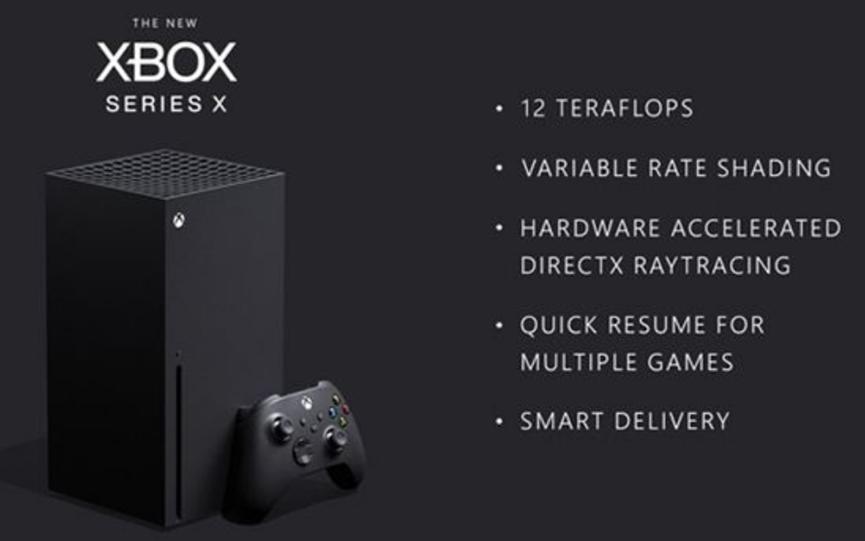 新细节表示Xbox Series X将比大多数游戏PC强大