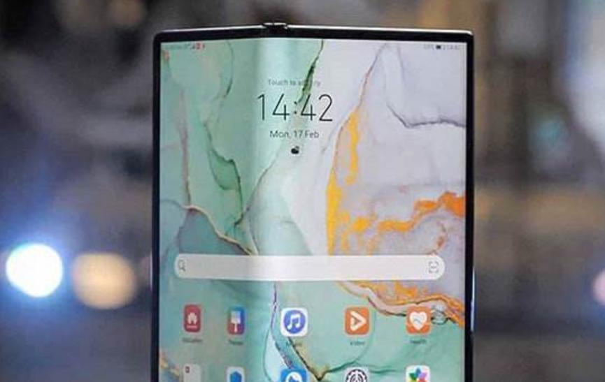 华为发布Mate Xs可折叠手机以及高端5G平板电脑