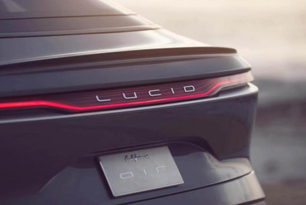 Lucid EV初创公司与LG Chem建立电池合作伙伴关系