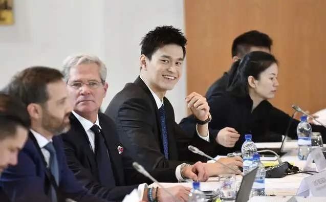孙杨回应被禁赛8年:这到底是公正还是双标?会上诉