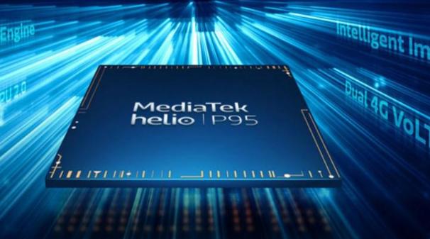 联发科Helio P95随附了联发科技APU 2.0 性能提高10%