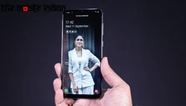 三星Galaxy  A50s在印度获得Android  10更新