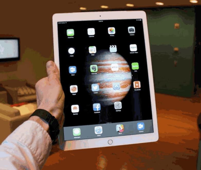新的iPad显示我们一定要尽快获得新的下一代iPad  Pro