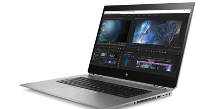 惠普的新款ZBook荣获世界上最强大的2合1称号