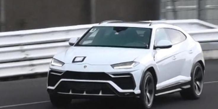 兰博基尼乌鲁斯已经是世界上最快的SUV之一