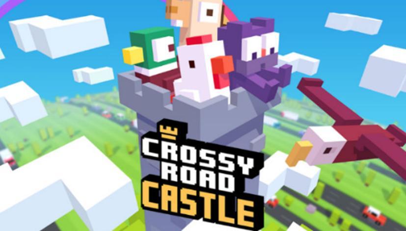 Crossy Road 适用于所有人的Android和iOS版本