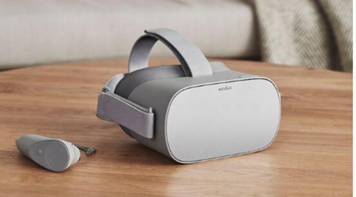 Oculus Go独立VR头盔将于5月初发布