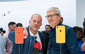iMacG3设计师Jony Ive离开苹果创办了自己的设计公司
