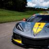 雪佛兰推出了新的Corvette赛车及其神秘的新V8