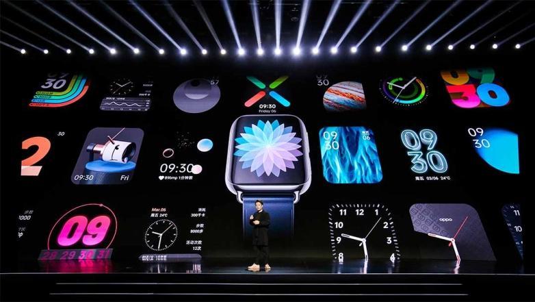 oppo的Apple Watch是抢劫对象,但它具有Apple应该窃取的一项功能