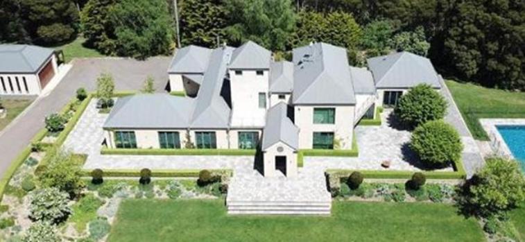 房产资讯:带有Paul Bangay花园的豪华Hesket住宅上市