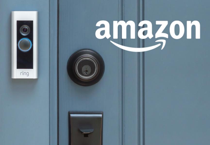 亚马逊已经收购了智能家居技术公司Ring
