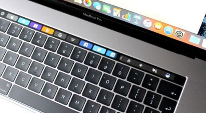 苹果可能计划生产由两个显示屏组成的MacBook