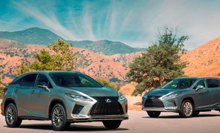 雷克萨斯公布了改进的2020 RX和RXL的定价
