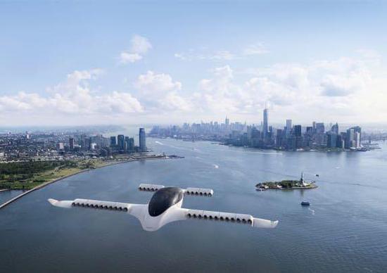 飞行出租车市场准备起飞2020年优步开始示范飞行