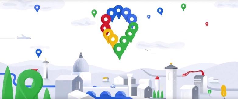 谷歌谷歌地图增加了惊人的隐藏功能