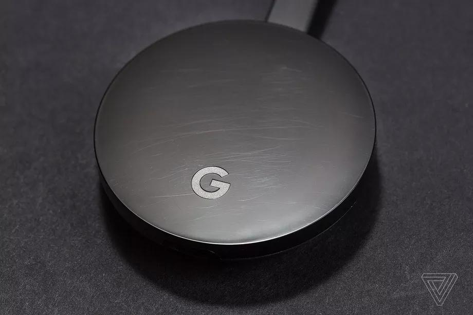 据报道,谷歌的下一个流媒体播放器将运行Android TV并带有遥控