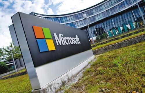 云战争击败亚马逊网络服务微软与Gap达成5年协议