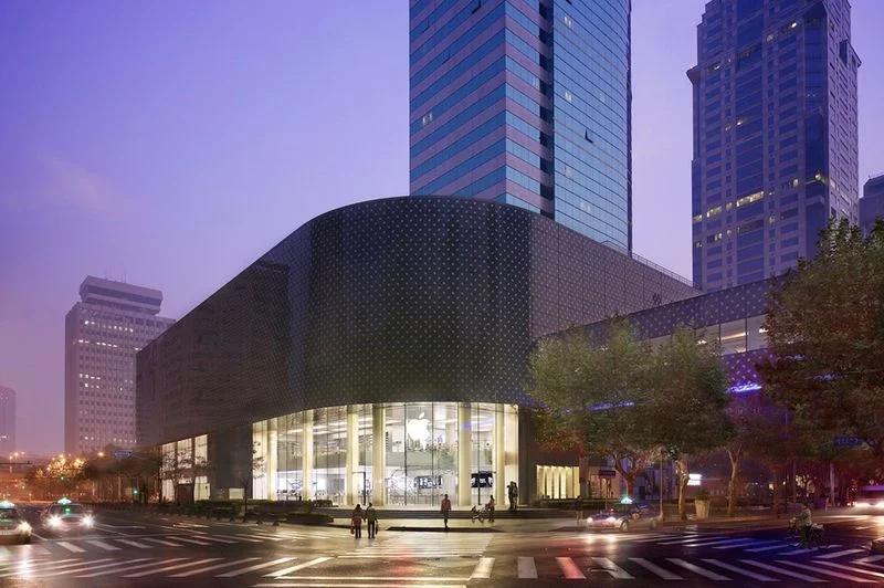 中国的所有苹果专卖店将于今天重新开放