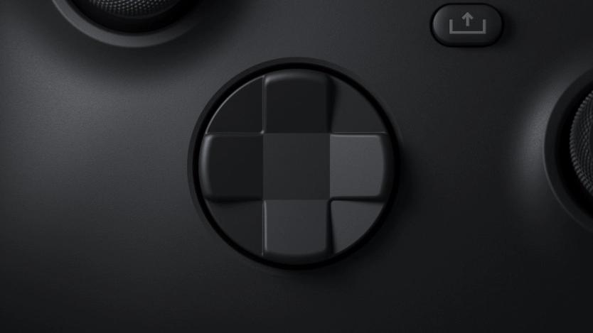 这是Xbox  Series  X的新Xbox无线控制器 Xbox系列X