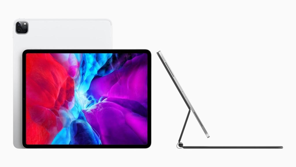 苹果宣布推出具有触控板和LiDAR扫描仪的新iPad Pro