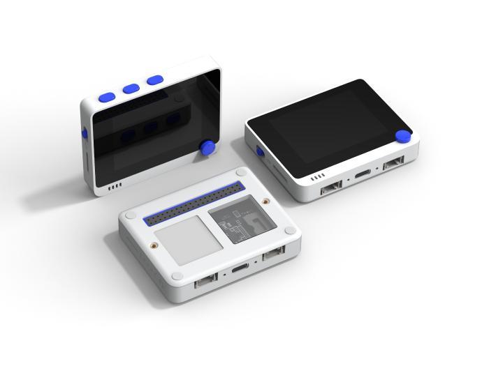 Wio终端:与Raspberry Pi兼容的SBC,具有集成的显示屏,Wi-Fi和IR