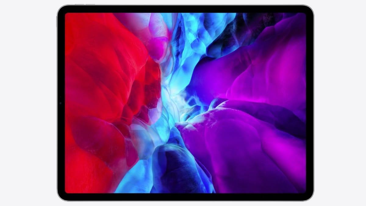 带有Mini-LED显示屏的12.9英寸iPad Pro将于2020年第四季度发布