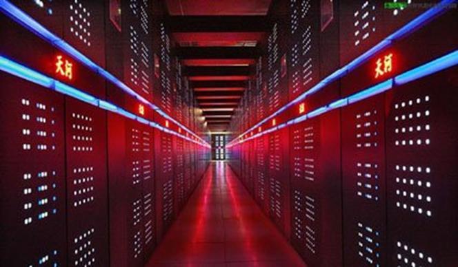 中国的超级计算机数量比美国多100多台