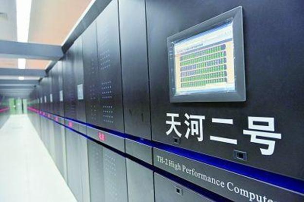 全球百亿亿次超级计算机竞赛的美国参与者