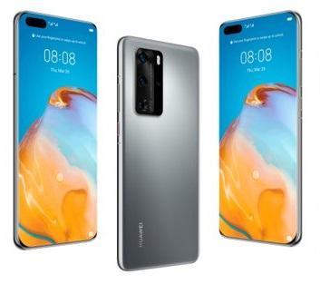 华为P40 Pro:新泄漏揭示了有关华为即将推出的旗舰手机的更多信息