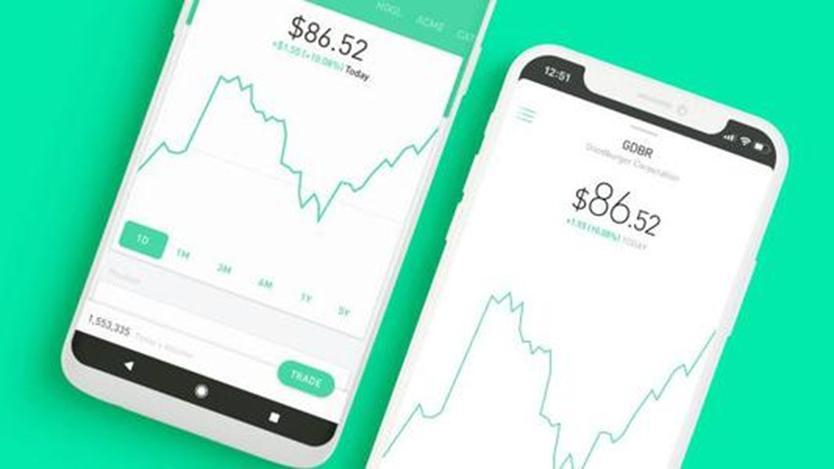 股票交易应用程序Robinhood在创纪录的交易日再次宕机