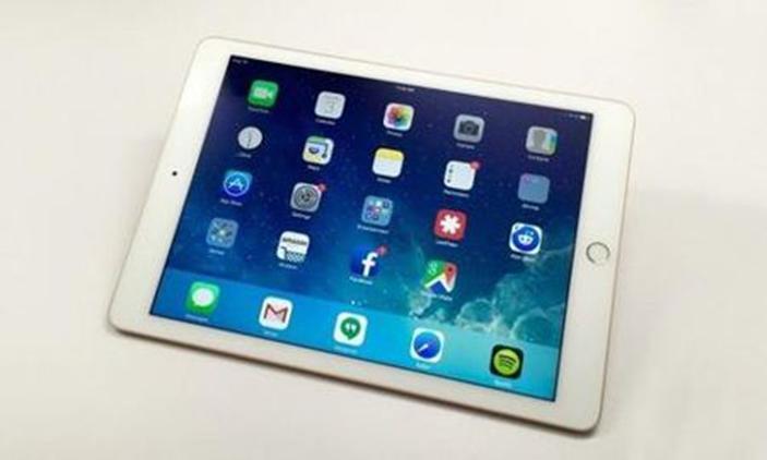 苹果将免费修复iPad Air的屏幕问题