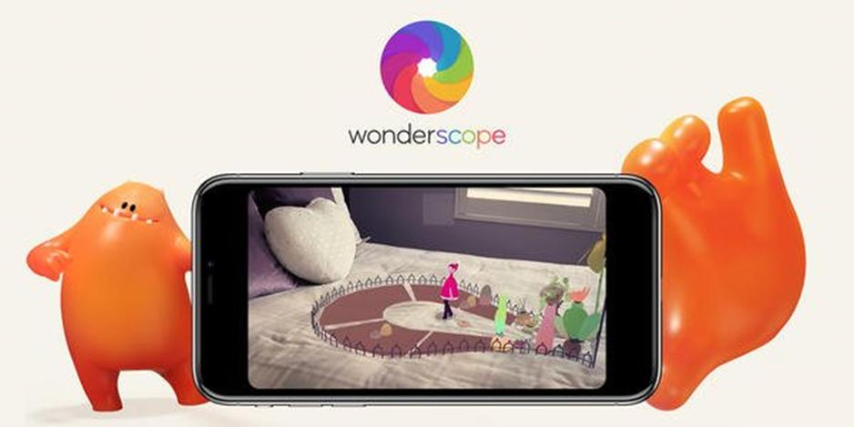 Wonderscope的苹果AR应用程序可以让故事书中的人物走上前来与你交谈