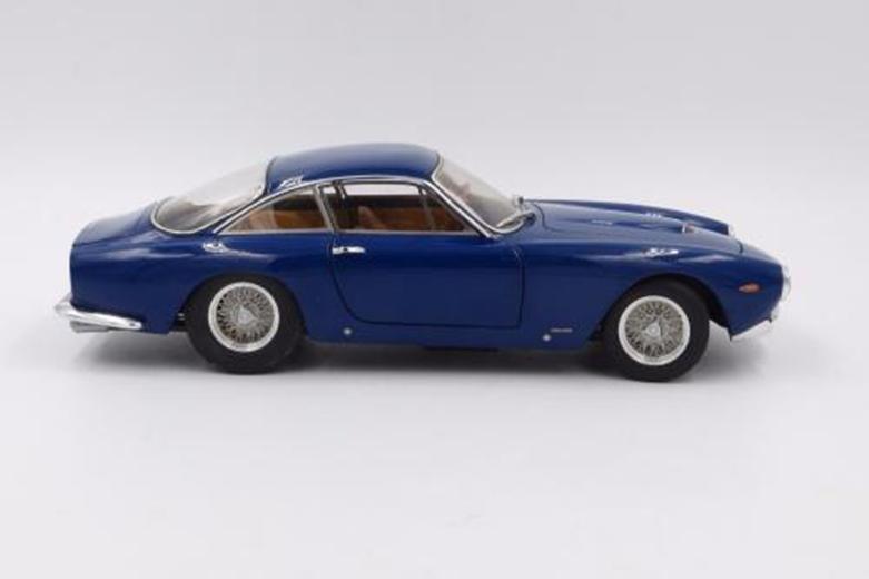 法拉利250 GT Lusso在拥有48年单一所有权后将前往拍卖