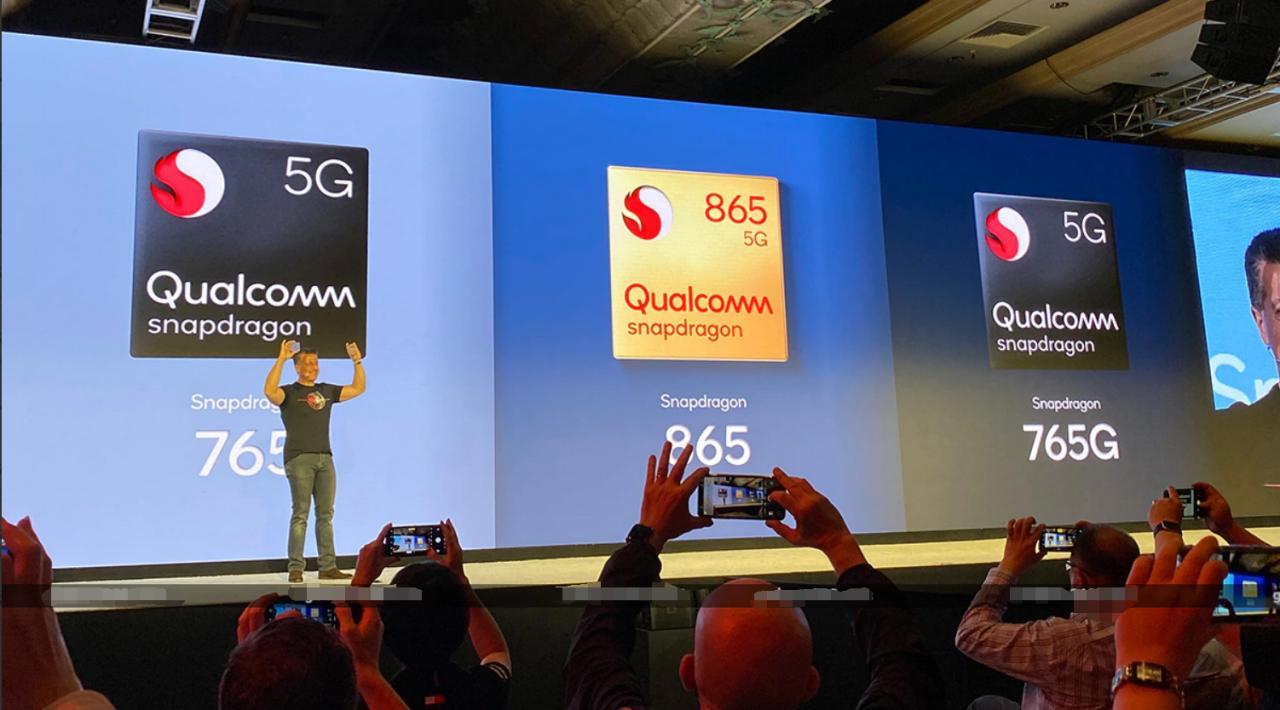 谷歌和LG可能放弃高通的旗舰产品Snapdragon 865