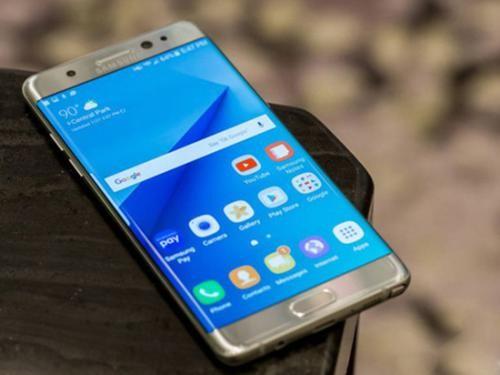 三星将因电池爆炸而召回Galaxy Note 7