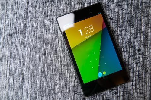 华为正在打造Nexus 7的继任者