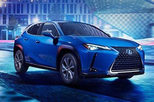 雷克萨斯首款电动汽车在中国上市名为UX 300e