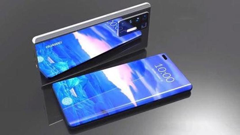华为P40系列采用BOE柔性OLED面板