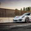新款保时捷911 GT3亮相纽伯格林赛道
